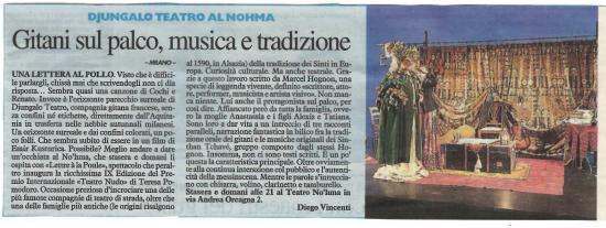 Presse italie